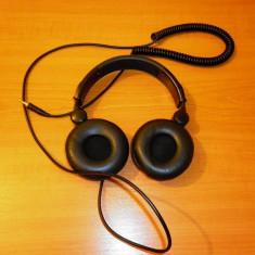 Casti Pioneer SE DJ-5000, Casti On Ear, Cu fir, Mufa 3, 5mm, Active Noise Cancelling