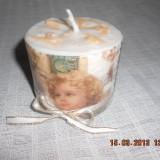 Lumanari  handmade.