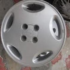 "Vand 4 jante aluminiu 14"" cu 4 prezoane opel astra f. 350 lei - Janta aliaj Opel, Numar prezoane: 4"
