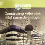DVD DISCOVERY NOI SURSE DE ENERGIE