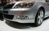 Prelungire fusta adaos extensie bara fata Skoda Octavia 2 Facelift 2009 -, OCTAVIA (1Z3) - [2004 - 2012]