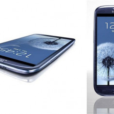 SUPER OFERTA SAMSUNG GALAXY S3 - Telefon mobil Samsung Galaxy S3, Albastru, 16GB, Orange, Quad core, 2 GB