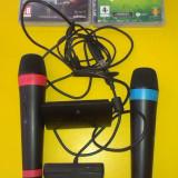 PS3 SINGSTAR + EYE CAMERA