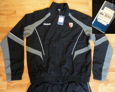 trening Reebok ORIGINAL - echipa Racing Club de Lens Franta - pret de eticheta 60 lire foto