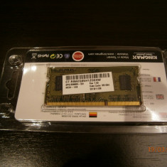 Memorie Ram DDR3 SO_DIMM 1GB - Memorie RAM laptop Kingmax, 1333 mhz