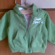 Geaca FOX BABY copii 1-2 ani! Arata excelent!, Culoare: Verde