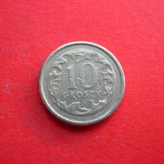 Polonia 10 groszy 1991