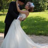 Rochie mireasa Sophia Tolli, marimea US 6 - Rochie de mireasa printesa