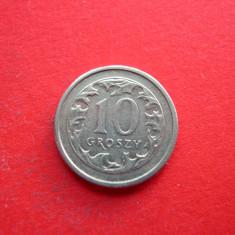 Polonia 10 groszy 2000