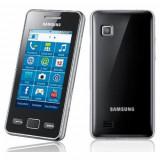 Samsung STAR 2 GT-S5260 - Telefon Samsung, Negru, Neblocat, 32 MB, 3'', Touchscreen