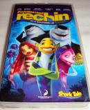 Povestea unui rechin (Shark Tale) VHS - Will Smith / Renee Zellweger / Robert de Niro / Angelina Jolie, Romana