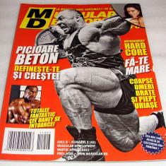 MUSCULAR DEVELOPMENT / martie-aprilie 2011 - Revista barbati