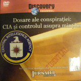 DVD DISCOVERY C.I.A SI CONTROLUL ASUPRA MINTILOR, Romana