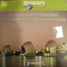 DVD DISCOVERY CUM SUPRAVIETUIM DE ZASTRELOR NATURALE - Film documentare discovery channel, Romana