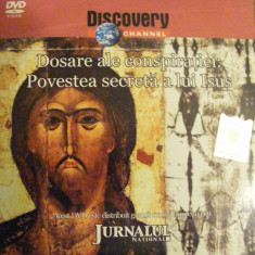 DVD DISCOVERY POVESTEA SECRETA A LUI ISUS - Film documentare discovery channel, Romana
