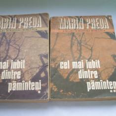 CEL MAI IUBIT DINTRE PAMANTENI MARIN PREDA VOL,1,3
