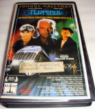 TERMINUS - FILM VHS - Johnny Hallyday  / limba franceza