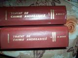 Tratat de chimie anorganica(volumul 1+2)-D.NEGOIU