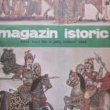 MAGAZIN ISTORIC, NR.4 (265) 1989 - Istorie