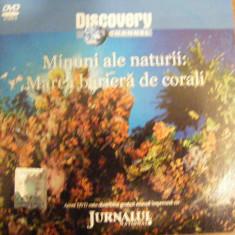 DVD DISCOVERY MAREA BARIERA DE CORALI - Film documentare discovery channel, Romana