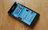 SAMSUNG GALAXY S2 i9100 Negru ~ ~ Liber de retea, 16GB, Neblocat