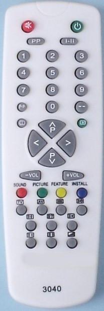 Telecomanda Teletech RF2125STTXT, RF 2125 ST TXT