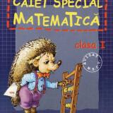 MATEMATICA - CAIET SPECIAL PT CLASA I de MARCELA PENES si CELINA IORDACHE ED. ARAMIS - Culegere Matematica