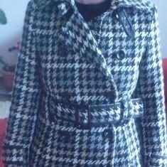 Haina dama Zara - Jacheta dama Zara, Gri
