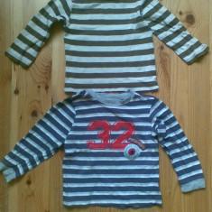 Bluze copii 9-12 luni! Pretul este pe set!, Culoare: Crem