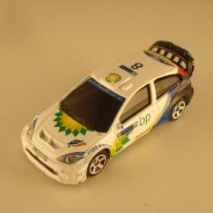 Majorette FORD FOCUS WRC Made in France scara 1:57 - Macheta auto