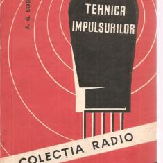 (C3403) TEHNICA IMPULSURILOR DE A. G. SOBOLEVSKI, EDITURA TEHNICA, 1960 - Carti Electrotehnica
