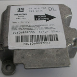 Modul controler Airbag, Opel Astra G, Airbag control unit, SRS unit, Siemens 1923594-ww - Airbag auto