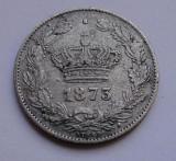 V- 50 bani 1873, frumos !!!