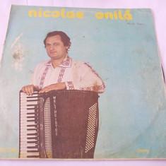 NICOLAE ONILA - ACORDEON .VINIL .