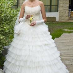 Superba rochie mireasa