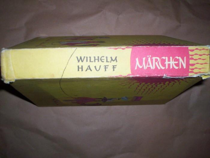 Basme(marchen-cartea este in limba germana,ilustratii-Livia Rusz)-Wilhelm Hauff