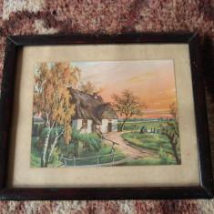 Vand tablou deosebit vintage