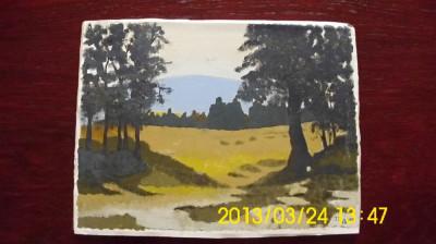 pictura  semnata IIBANEZ  `78 foto