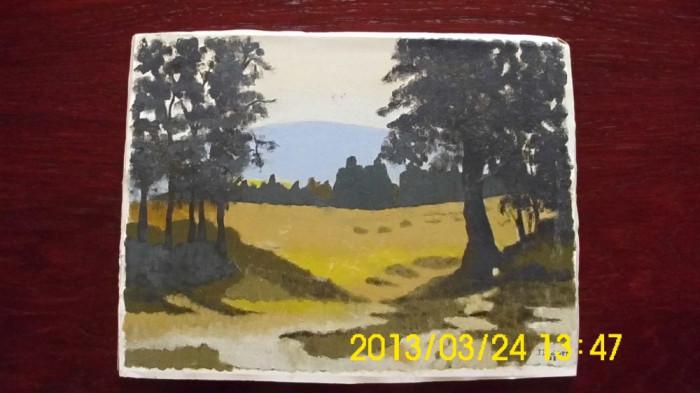 pictura  semnata IIBANEZ  `78