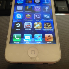 iPhone 4 Apple alb, 16GB, Neblocat