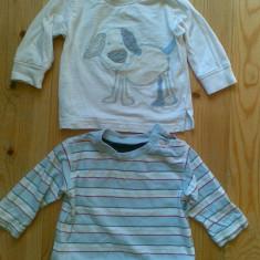 Bluze copii 6 luni! Pretul este pe set, Culoare: Alb