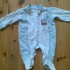 Salopeta copii 0-3 luni, Culoare: Bleumarin