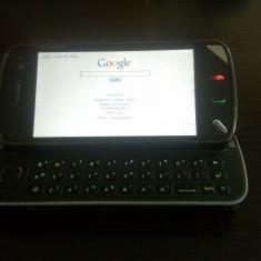 Vand NOKIA N97 ORIGINAL - Telefon mobil Nokia N97, Negru, Neblocat