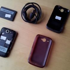 Vand HTC Wildfire - Stare foarte buna - Telefon mobil HTC Wildfire