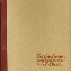 ALBANIA 1913-1964 - ALBUM CU PAGINI PRETIPARITE - FARA TIMBRE