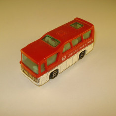 Majorette MINIBUS Made in France Scara 1:87 - Macheta auto