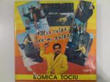 Disc vinil vinyl pick-up Eurostar ROMICA TOCIU Mea Culpa Da-mi Pulpa LP CDS 056 rar vechi colectie MAX, electrecord