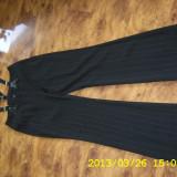 pantaloni eleganti, superbi, cu bretele detasabile