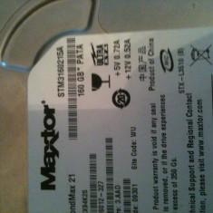 HDD Maxtor 160 GB defect - Hard Disk Maxtor, 100-199 GB, IDE