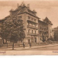 CPI (B2354) CALIMANESTI. HOTELURILE JANTEA, NECIRCULATA - Carte Postala Oltenia dupa 1918, Printata